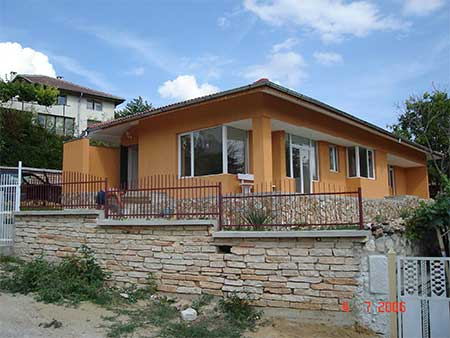 Beautiful House in Balchik