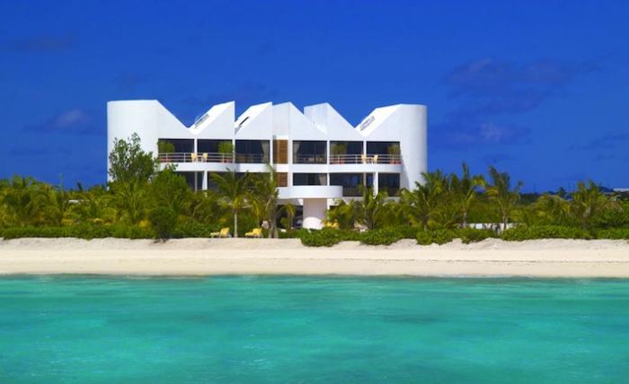 Altamer villas in Anguilla