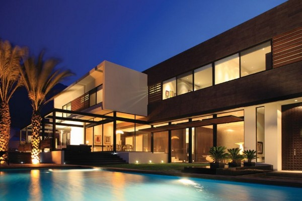 Casa CG house in Mexico