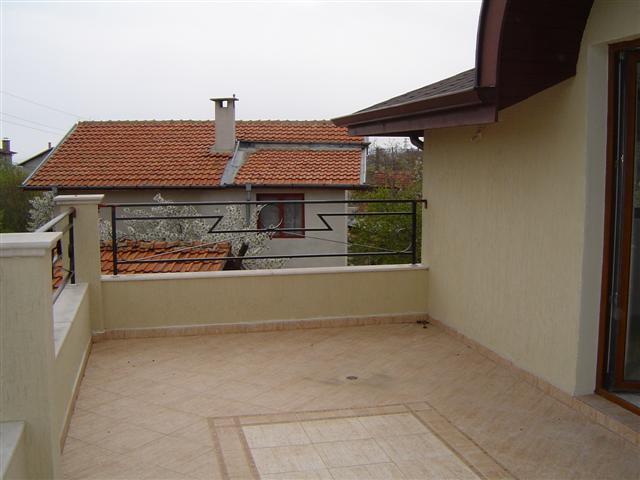 House Varna balcony