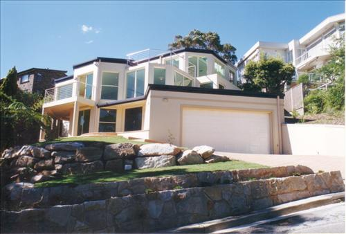 Mosman House Sydney