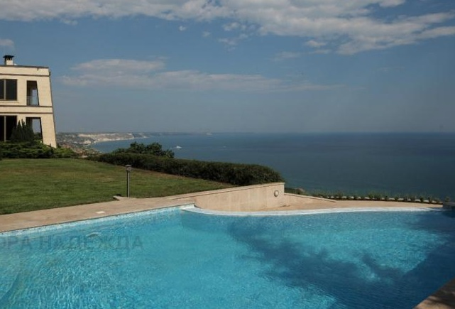 Seaview House pool