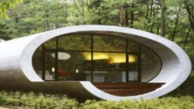 Shell House in Nagano