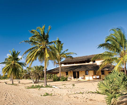 Swahili villa in a heavenly place