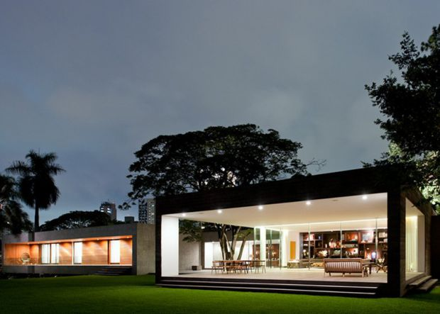 Luxury Urban house in Sao Paulo